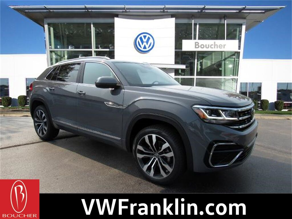 2020 Volkswagen Atlas Cross Sport 3.6L V6 SEL R-Line 4Motion Franklin WI