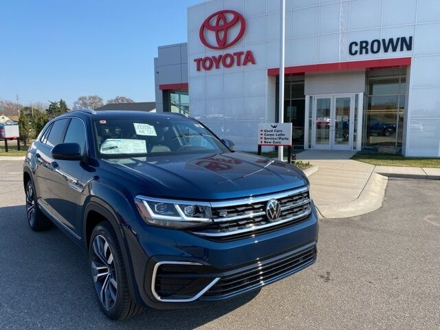 2020 Volkswagen Atlas Cross Sport 3.6L V6 SEL R-Line 4Motion Holland MI