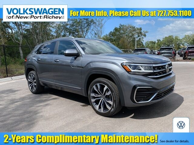 2020 Volkswagen Atlas Cross Sport 3.6L V6 SEL R-Line New Port Richey FL
