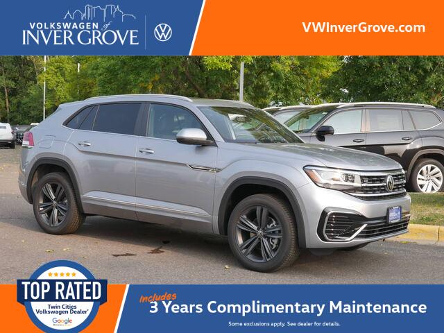 2020 Volkswagen Atlas Cross Sport SE w/Technology R-Line Inver Grove Heights MN