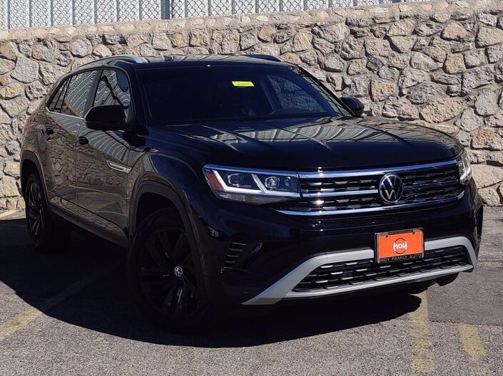 2020 Volkswagen Atlas Cross Sport V6 SE w Technology El Paso TX