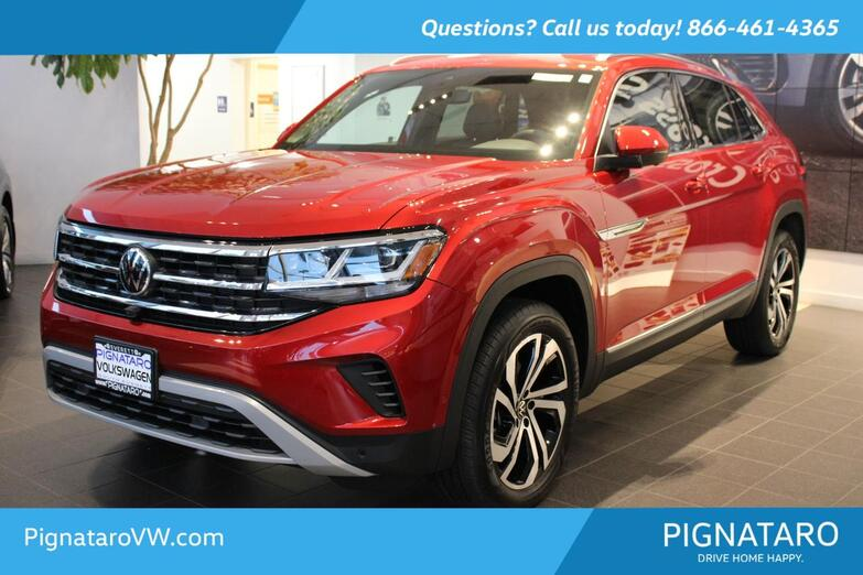 2020 Volkswagen Atlas Cross Sport V6 SEL Premium 4Motion Everett WA