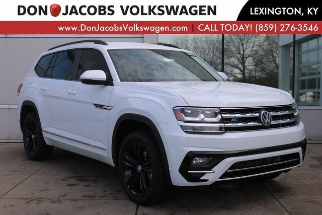 2020 Volkswagen Atlas SE w/Tech R-Line 4Motion Lexington KY