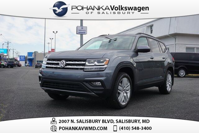 2020 Volkswagen Atlas SE w/Technology 4Motion Salisbury MD