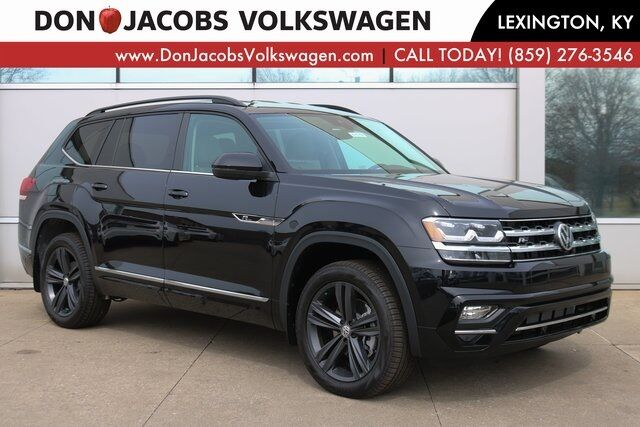 2020 Volkswagen Atlas SE w/Technology R-Line and 4Motion Lexington KY