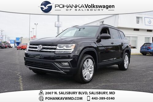 2020_Volkswagen_Atlas_SE w/Technology_ Salisbury MD