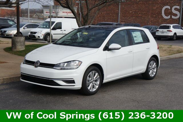 2020 Volkswagen Golf 1.4T TSI Franklin TN
