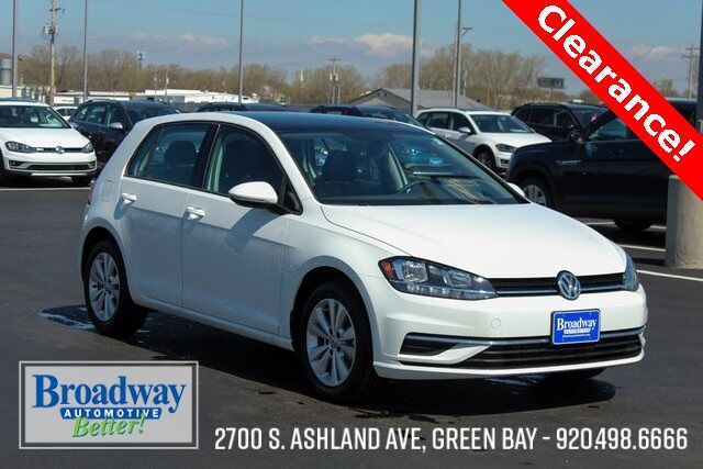 2020 Volkswagen Golf 1.4T TSI Green Bay WI