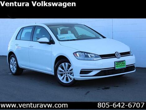 2020_Volkswagen_Golf_1.4T TSI Manual_ Ventura CA