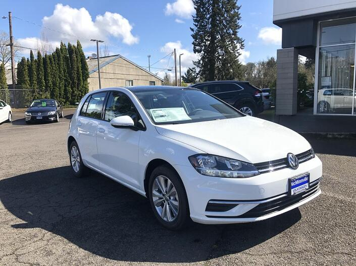 2020 Volkswagen Golf 1.4T TSI McMinnville OR
