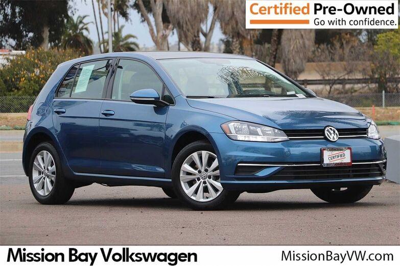 2020 Volkswagen Golf 1.4T TSI San Diego CA