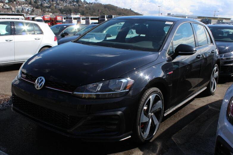 2020 Volkswagen Golf GTI  Seattle WA