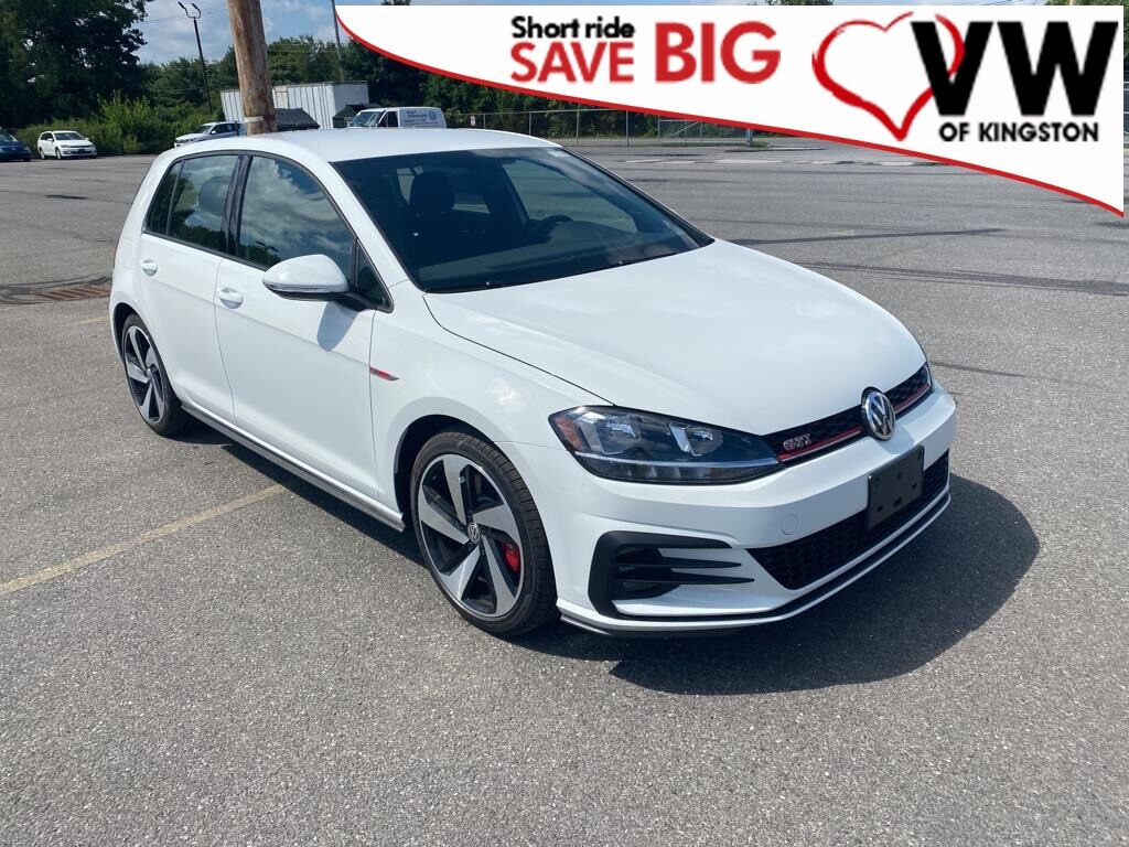 2020_Volkswagen_Golf GTI_2.0T S_ Kingston NY