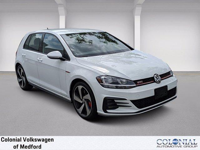 2020 Volkswagen Golf GTI 2.0T S Manual Medford MA