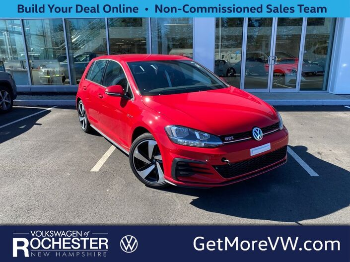 2020 Volkswagen Golf GTI 2.0T S Manual Rochester NH