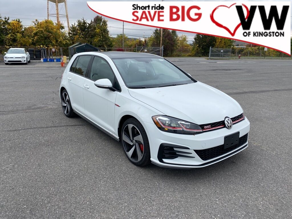 2020_Volkswagen_Golf GTI_2.0T SE_ Kingston NY