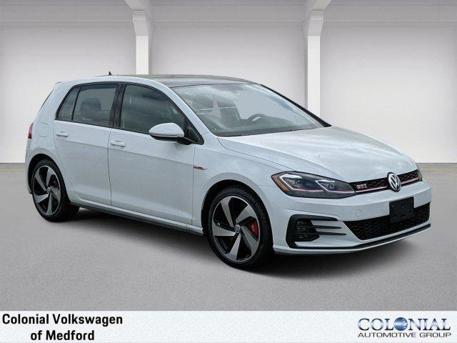 2020 Volkswagen Golf GTI 2.0T SE Manual Medford MA