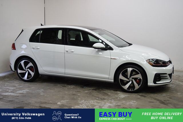 2020 Volkswagen Golf GTI 2.0T SE Seattle WA