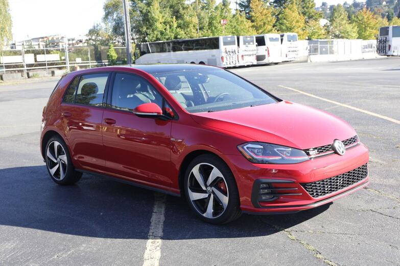 2020 Volkswagen Golf GTI Autobahn Seattle WA