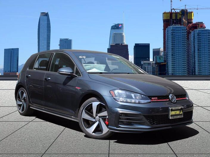 2020 Volkswagen Golf GTI S Los Angeles CA