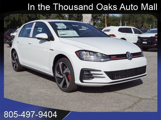 2020 Volkswagen Golf GTI S Thousand Oaks CA