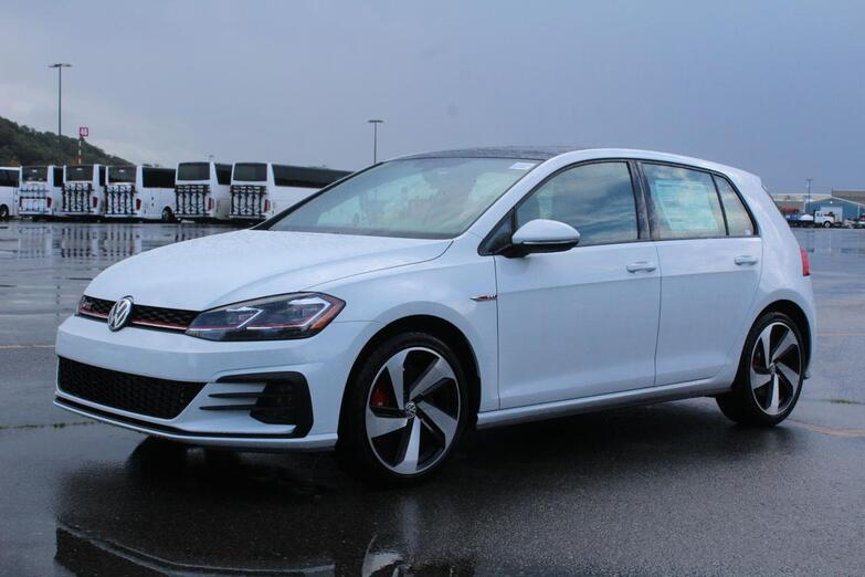 2020 Volkswagen Golf GTI SE 6-Speed Seattle WA
