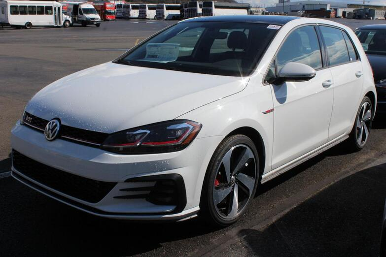 2020 Volkswagen Golf GTI SE Seattle WA