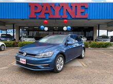 2020_Volkswagen_Golf_TSI_ Brownsville TX