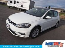 2020_Volkswagen_Golf_TSI_ Burlington WA