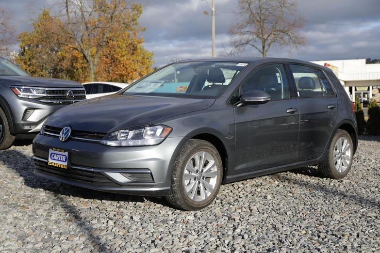 2020 Volkswagen Golf TSI Seattle WA