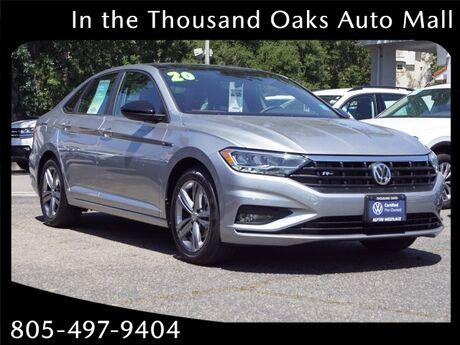 2020 Volkswagen Jetta 1.4T R-Line ULEV Thousand Oaks CA