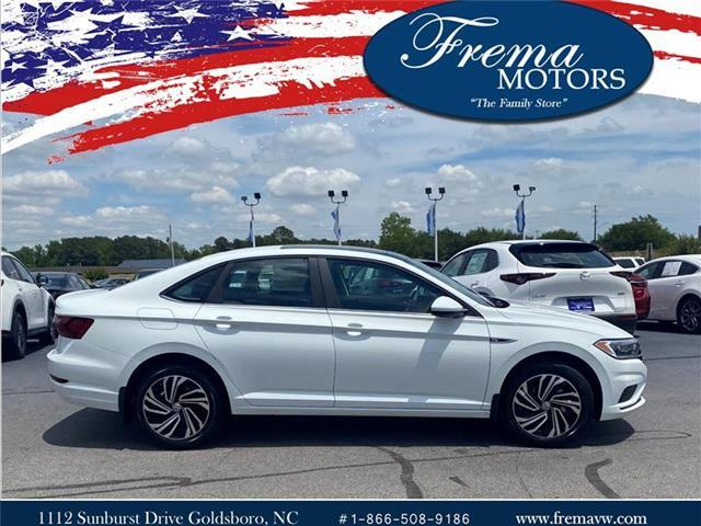 2020 Volkswagen Jetta 1.4T SEL w/ULEV (Limited Production) Sedan Goldsboro NC