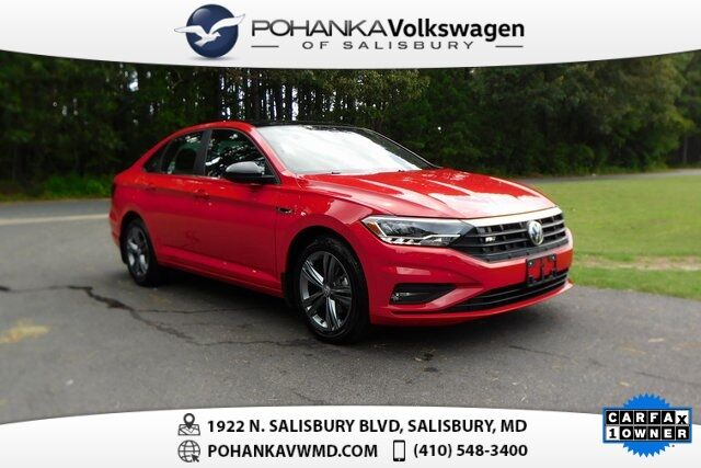 2020 Volkswagen Jetta R-Line ** 0% FINANCING AVAILABLE ** LEATHER & SUNROOF ** Salisbury MD