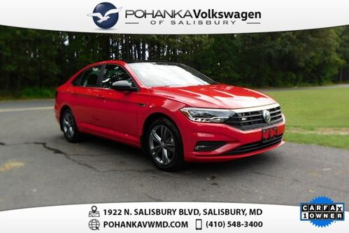 2020_Volkswagen_Jetta_R-Line ** 0% FINANCING AVAILABLE ** LEATHER & SUNROOF**_ Salisbury MD