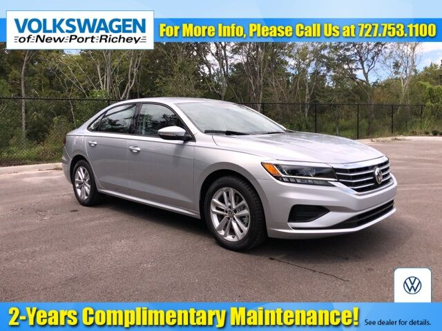 2020 Volkswagen Passat 2.0T S New Port Richey FL