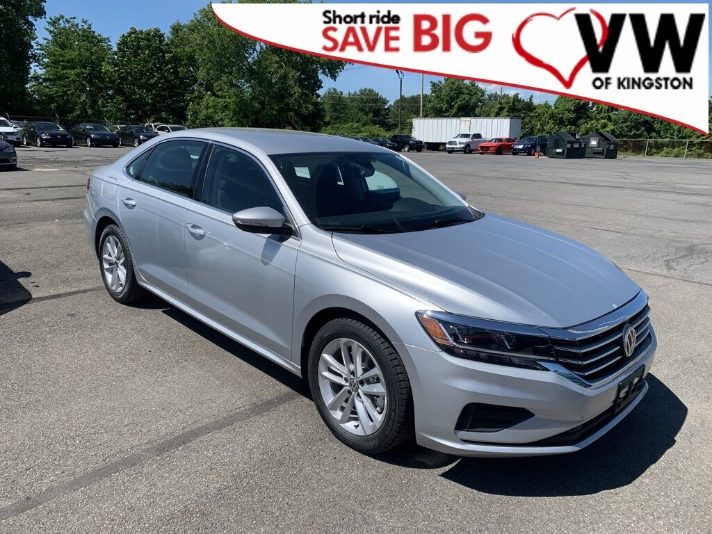 2020_Volkswagen_Passat_2.0T SE_ Kingston NY