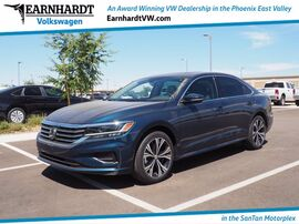 2020_Volkswagen_Passat_2.0T SEL_ Phoenix AZ