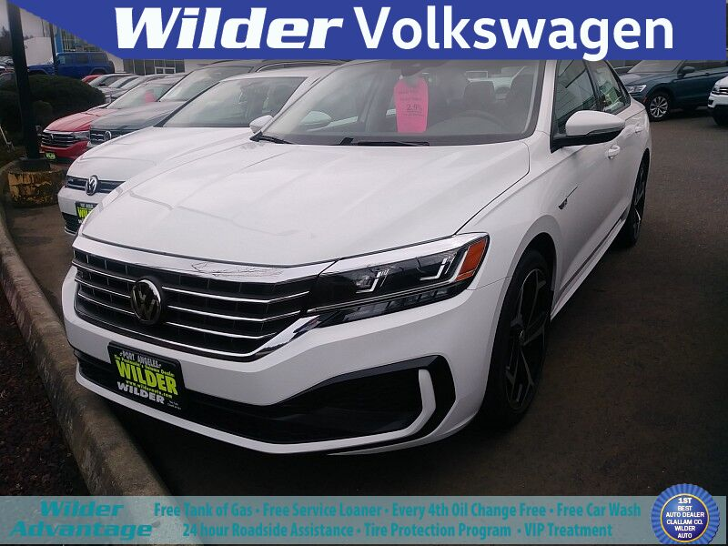 2020 Volkswagen Passat 4d Sedan 2.0T R-Line Port Angeles WA