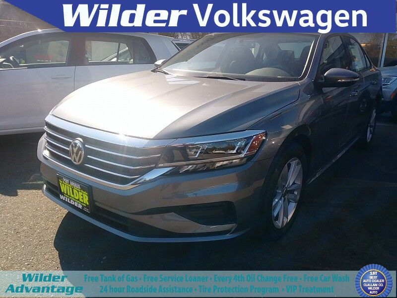 2020 Volkswagen Passat 4d Sedan 2.0T S Port Angeles WA