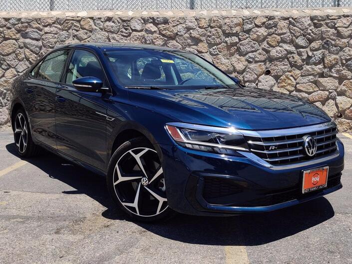 2020 Volkswagen Passat R-Line El Paso TX