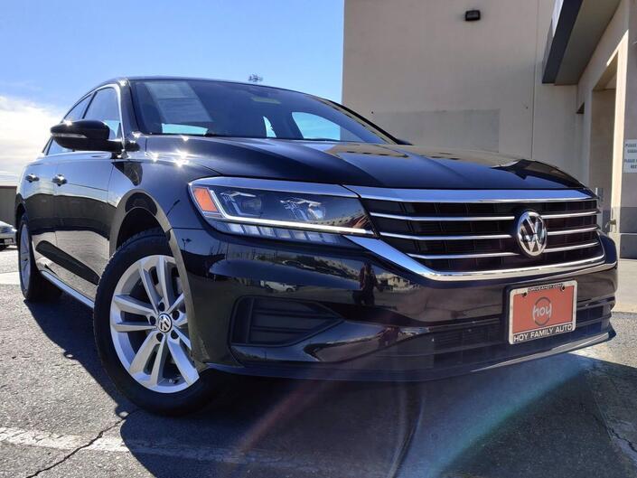 2020 Volkswagen Passat SE El Paso TX