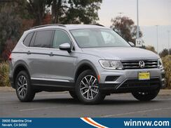 2020_Volkswagen_Tiguan_4Motion_ Fremont CA