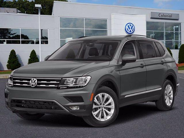 2020 Volkswagen Tiguan 2.0T S 4MOTION Westborough MA