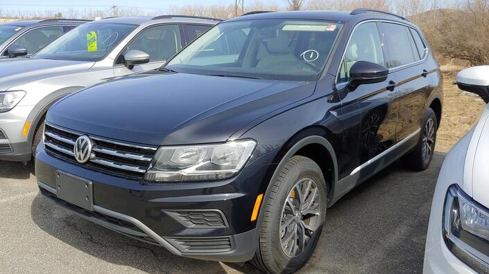 2020 Volkswagen Tiguan 2.0T S 4MOTION Pittsfield MA