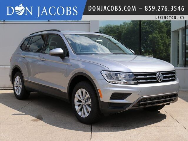 2020 Volkswagen Tiguan 2.0T S 4Motion Lexington KY