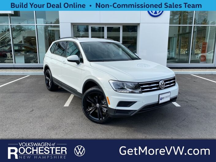 2020 Volkswagen Tiguan 2.0T S 4Motion Rochester NH