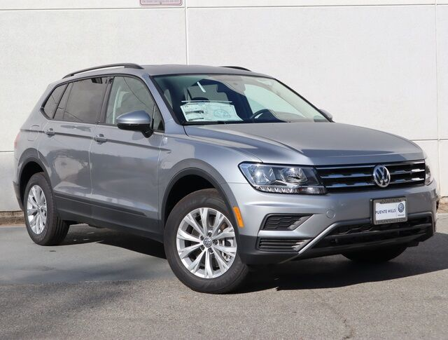 2020 Volkswagen Tiguan 2.0T S City of Industry CA