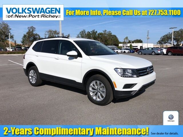 2020 Volkswagen Tiguan 2.0T S New Port Richey FL