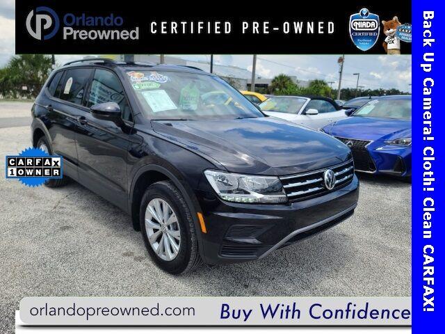 2020 Volkswagen Tiguan 2.0T S Orlando FL