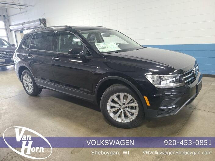 2020 Volkswagen Tiguan 2.0T S Plymouth WI